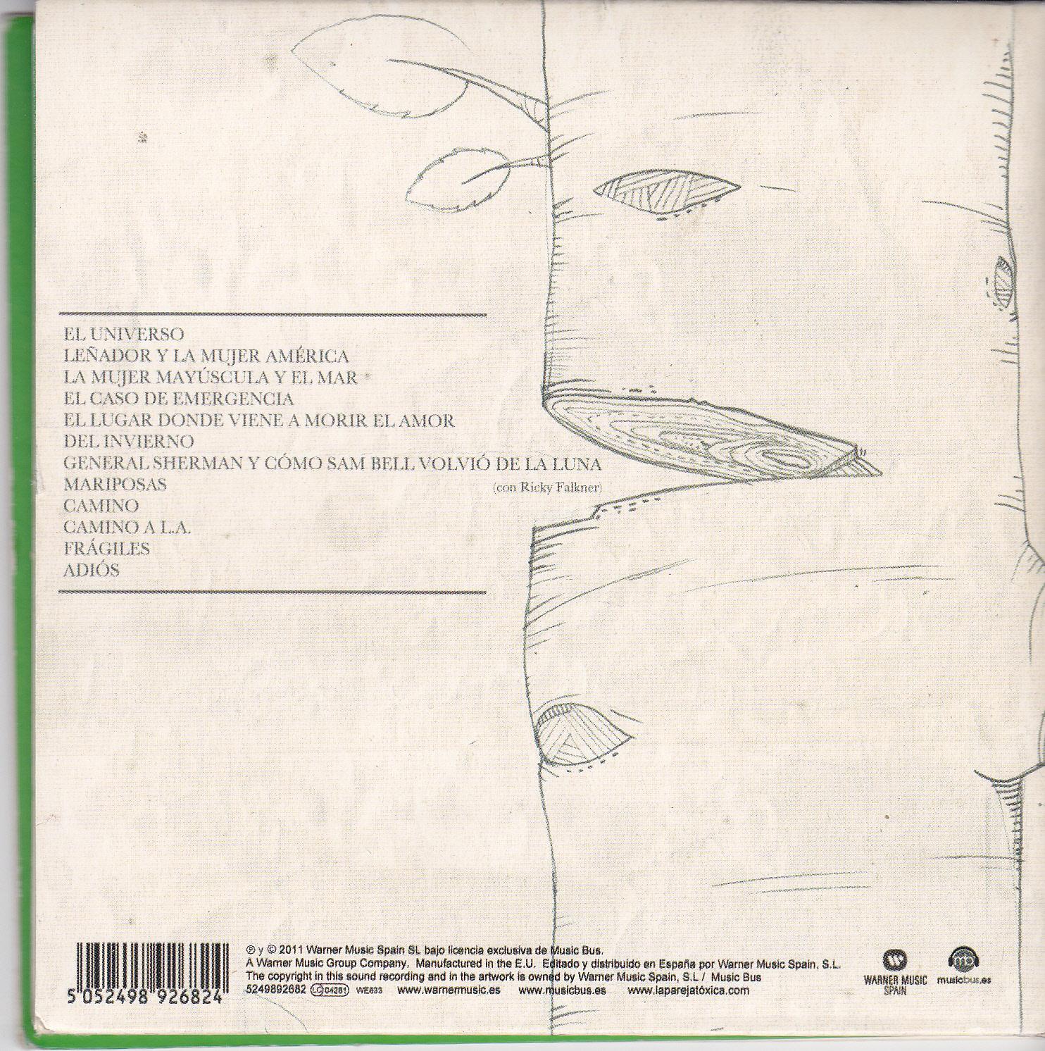 Zahara >> álbum