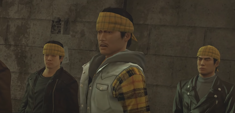 Yakuza 0 kavga