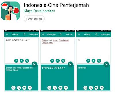 kamus indonesia mandarin taiwan
