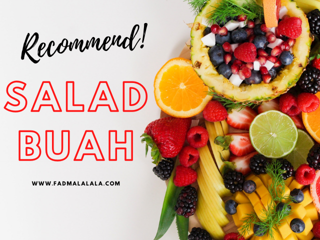 salad buah jogja