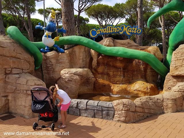 Parco divertimenti Cavallino matto