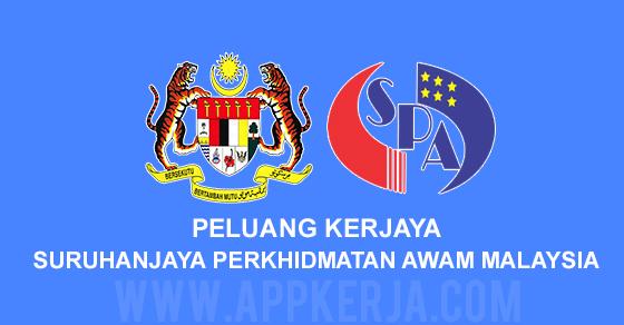 Suruhanjaya Perkhidmatan Awam Malaysia (SPAM)