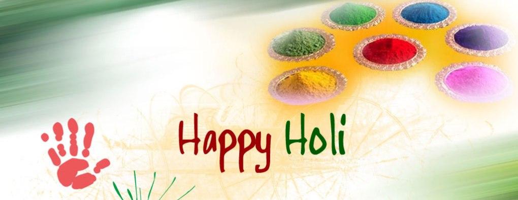 Holi Facebook Timeline Pictures