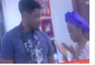 Seyi insults Mercy