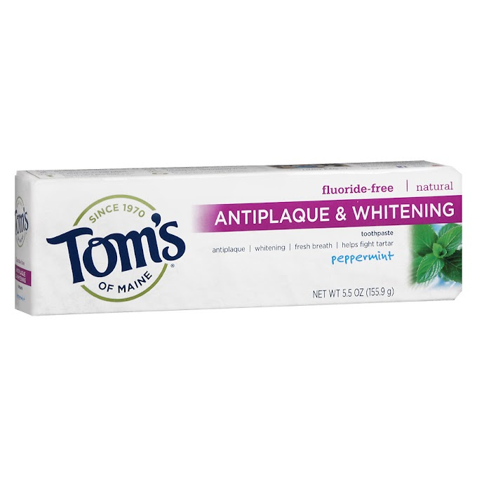 Is Tom's of Maine Toothpaste Safe During Pregnancy