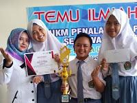 Siswa MAN 1 Bojonegoro Raih Juara 3 Karya Ilmiah Se-Jawa Timur