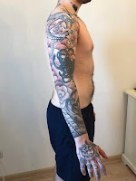 sleeve tattoo