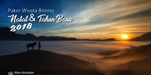 Paket Wisata Bromo Natal dan Tahun Baru 2018