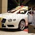 Ragad Hadiahkan Bentley RM1.5 Juta Kepada Taib