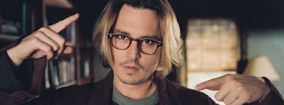 Johnny depp Secret window
