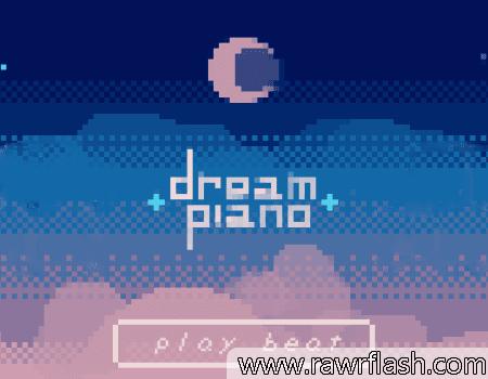 Toque músicas confortáveis com esse piano dos sonhos