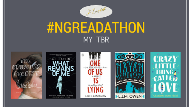 #Net Galley #Readathon 7th-14th August 2017 #NGReadathon