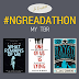 Net Galley Readathon 7th-14th August 2017