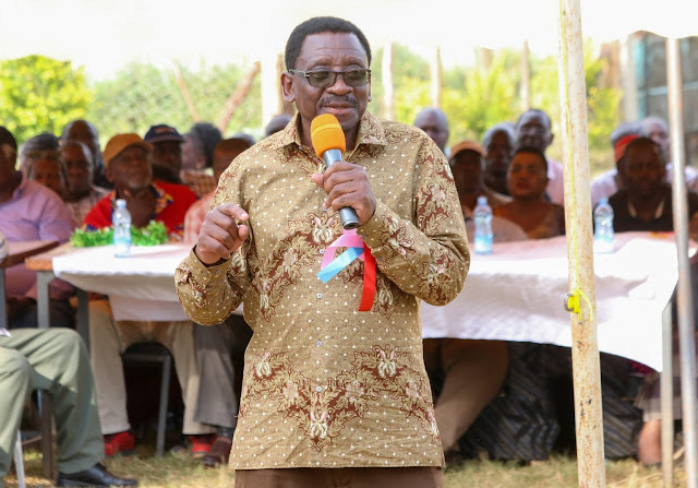 James Orengo Biography