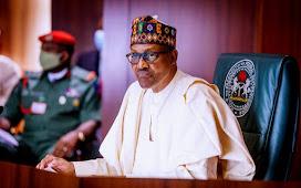 Buhari consoles Adeboye, RCCG members over son's death