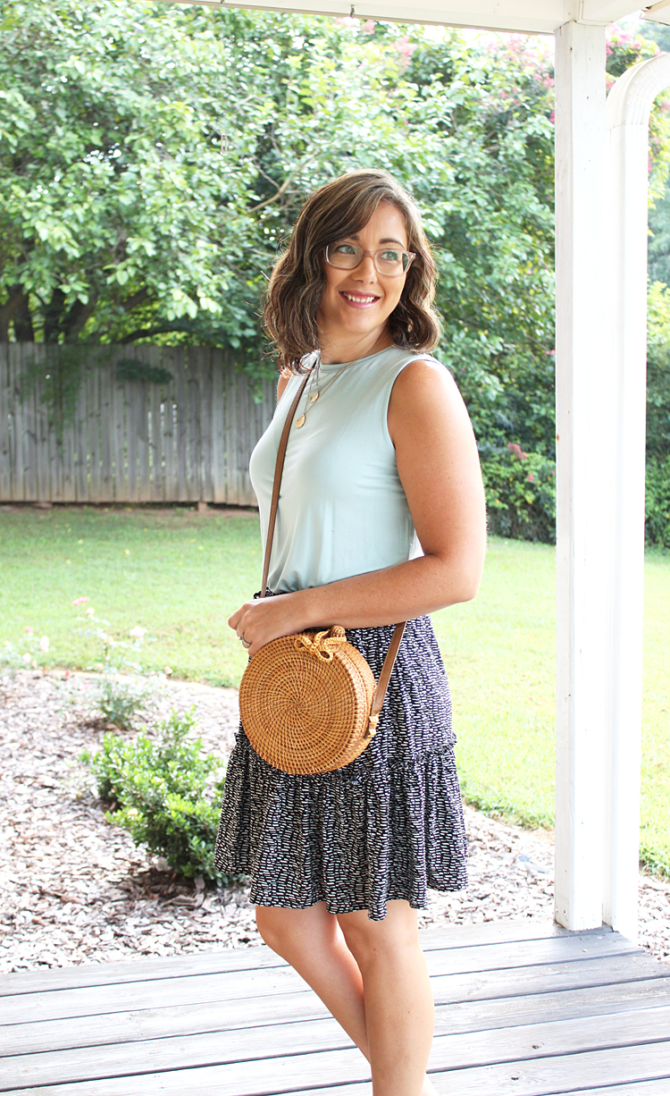 Rayon Lela Skirt Styling Session // Sewing For Women