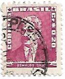 Selo Oswaldo Cruz, 1961