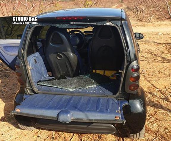 Αργολίδα: Πήγε στο κτήμα του για αγροτικές εργασίες και του έσπασαν το αυτοκίνητο