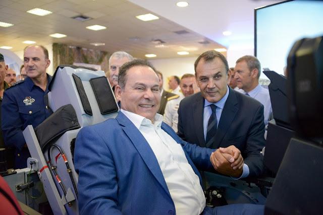 """Νίκος Μανωλάκος από ΔΕΘ: """"Με τον Κυριάκο Μητσοτάκη  ξεκινά η πορεία για την ανάταξη της χώρας μας"""""""