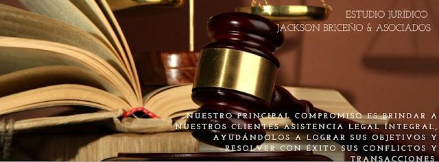 Estudio Jurídico en Chimbote – Jackson Briceño & Asociados