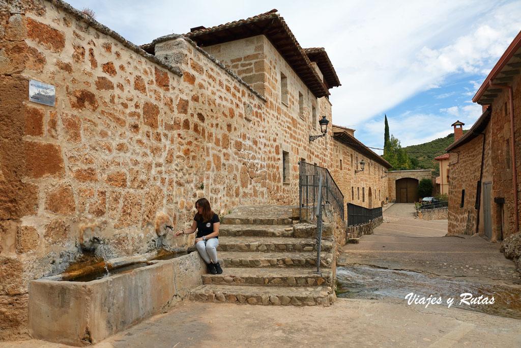 Monasterio de la Asunción, Castil de Lences
