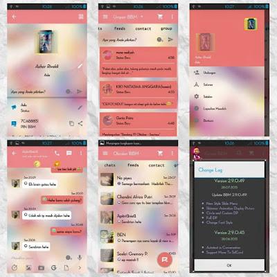 BBM Love Story Versi 2.9.0.49 APK