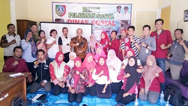 """Sosialisasi Antihoaks MAFINDO kepada Pendamping PKH Kabupaten Jombang  """"KOTAKU ANTI HOAX"""""""