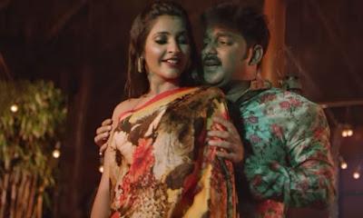 Hamaar Wala Dance Song Actress Khyati Sharma, Hamaar Wala Dance Song Actress Images, Wallpapers