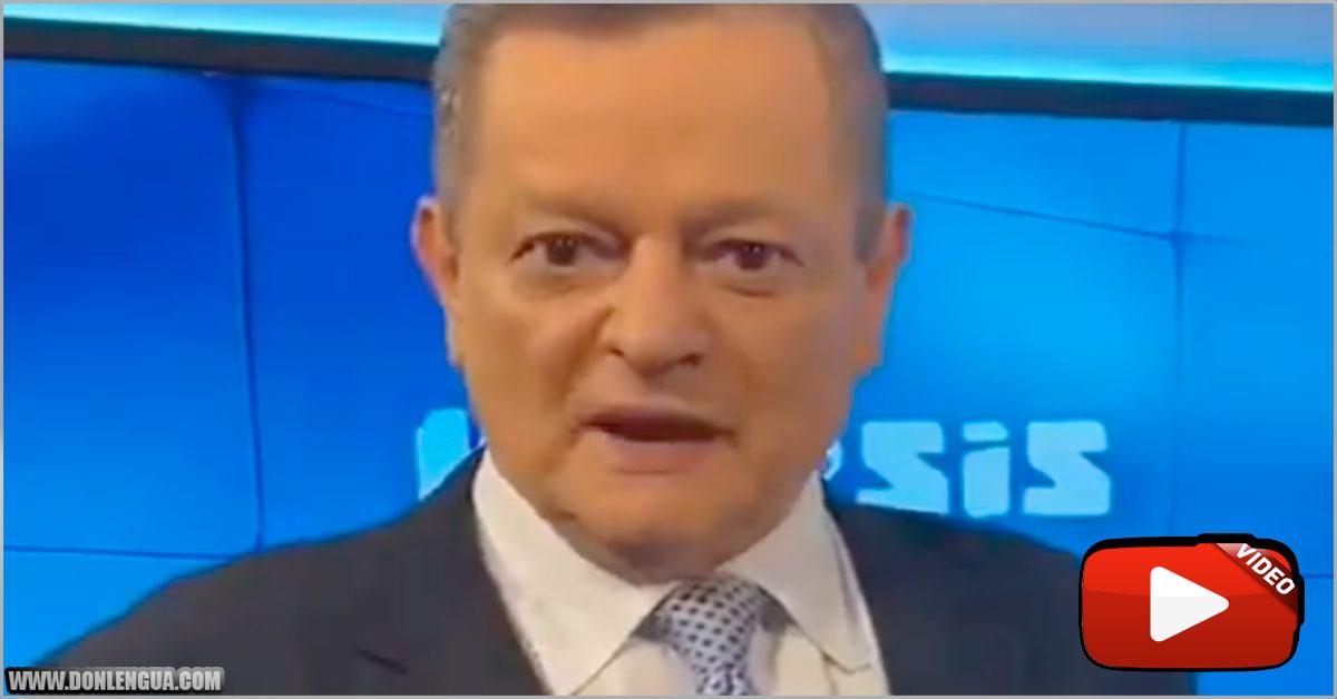 """Kiko """"Fracasado"""" Bautista culpa a grupos radicales de la oposición por la salida de DirecTV"""