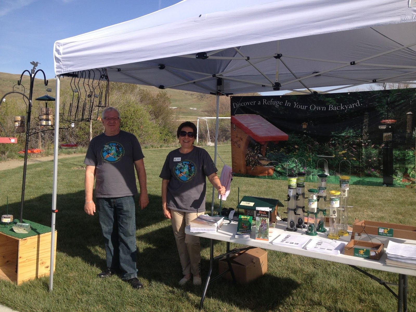 Birding Is Fun Boise Bird Festival Idaho S Pledge To