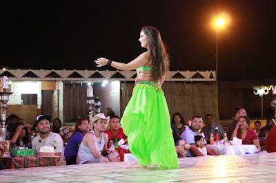 belly dance in the desert safari camp with godubaidesertsafari