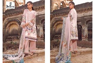 Majesty Firdous vol 4 Jam Silk Cotton Pakistani Suits