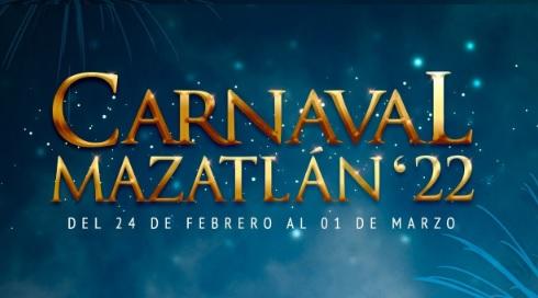 El Carnaval Mazatlan 2022