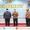 Pisah Sambut Kabinda, Brigjen TNI Aminullah Terkesan dengan Upaya Gubernur Pembangunan Kantor Baru BIN Daerah Sultra