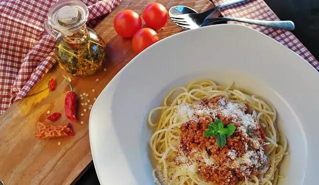 weight-loss diet spaghetti