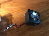Wiring up a small speaker