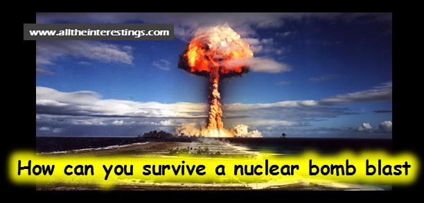 nuclear survival kit, how can you survive a nuclear, what to do if nuclear war breaks out, how to build a nuclear shelter,