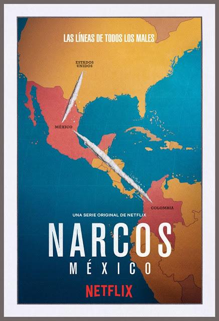 Póster de 'Narcos:Mexico'