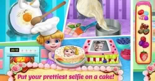 Barbie Cake Maker Games Free Download Banane Wala App