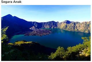 Tempat Wisata Segara Anak Lombok Utara