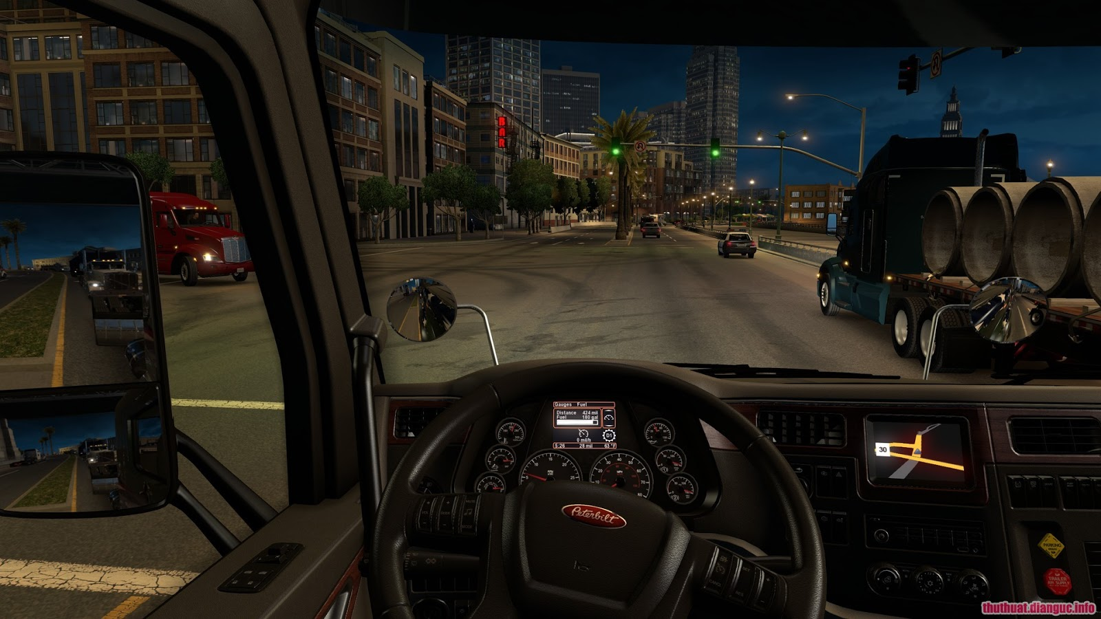 Mod game American Truck Simulator