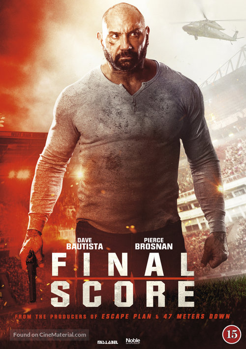 FINAL SCORE (2019) TAMIL DUBBED HD