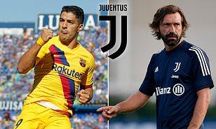 Juventus Considering Signing Suarez