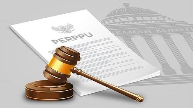 pemerintah telah mengambil keputusan mengakhiri krisis dan memihak kepada rakyat, dengan mengeluarkan Perppu pembatalan UU Cipta Kerja. Selanjutnya, anda dapat menghimbau rakyat, untuk kembali hidup rukun berdampingan.