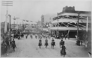 History of Arizona Military Parade