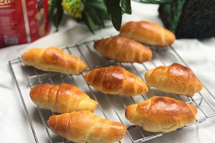 Resep Membuat Butter Rolls Mudah Enak dan Sederhana