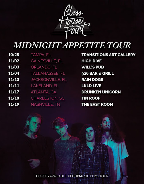 The Midnight Appetite Tour