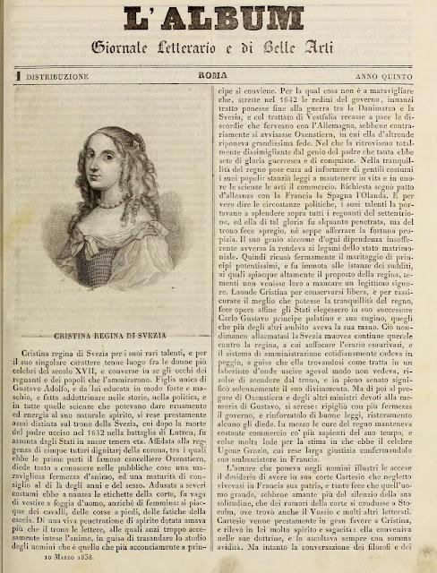 1838.03.10 - L'Album (giornale letterario e di belle arti)