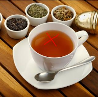 Minuman teh manis