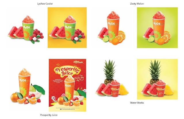 Juice Works | Penghilang Dahaga Terbaik Di Musim Panas